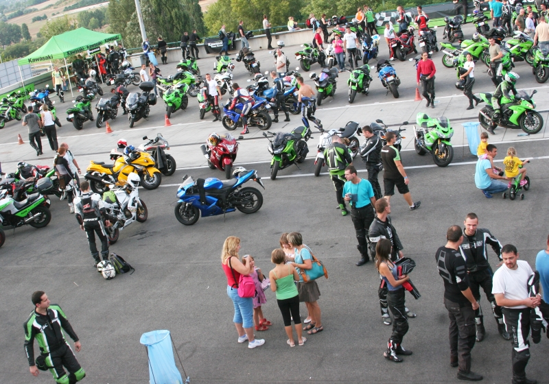 kawasaki lime party 2013